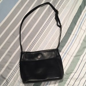 EUC VINTAGE COACH crossbody leather bag